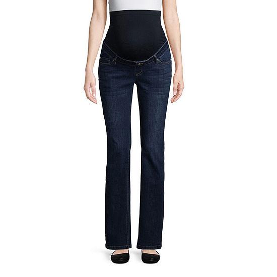 Planet Motherhood Bootcut Jeans - Maternity