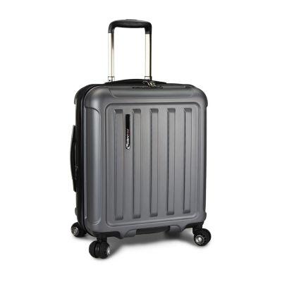Travelers Choice Art Of Travel 21 Inch Hardside Luggage