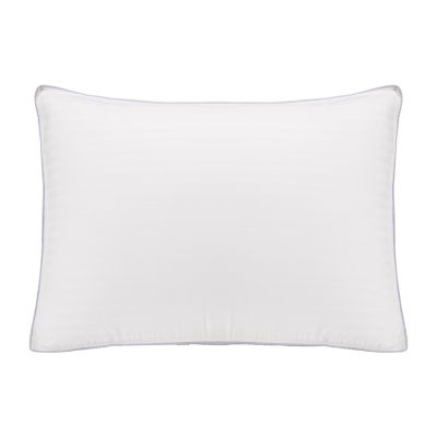 Ultra Down Firm Down Pillows with Protector - Set of 2
