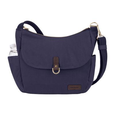 Travelon Anti-Theft Bucket Hobo Bag