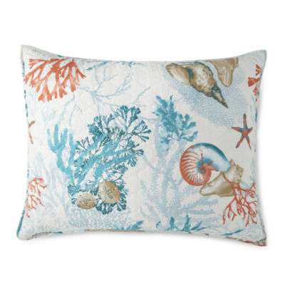 JCPenney Home Atlantis 2-Pack Pillow Sham