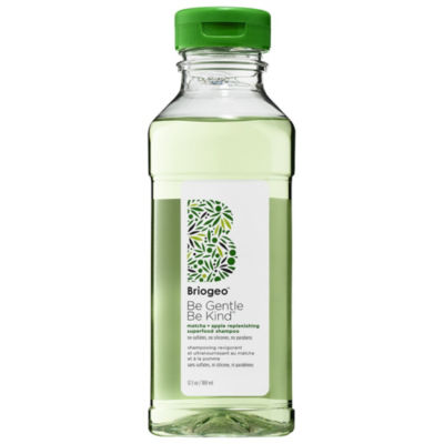 Briogeo Be Gentle Be Kind™ Matcha + Apple Replenishing Superfood Shampoo