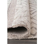 nuLoom Diamond Eye Roslyn Shaggy Rug