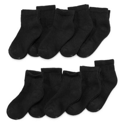 Xersion 10 Pair Quarter Socks