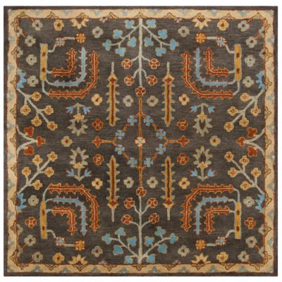 Safavieh Heritage Collection Noah Oriental Square Area Rug