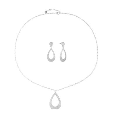 Liz Claiborne Womens 3-pc. Jewelry Set