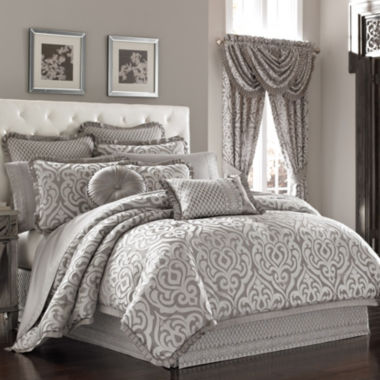 Queen Street Lakeview 4-pc. Comforter Set