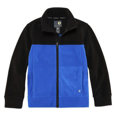 Xersion Fleece Jacket-Big Kid Boys