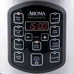 Aroma Rice Cooker 8 cup