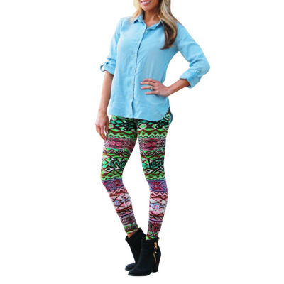 Mayah Kay Fashion Leggings (One Size Fits Most)