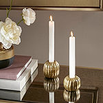Madison Park Rivera Candle Holder Set Of 2