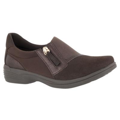 Easy Street Womens Solite By Easy Street Dreamy Slip-On Shoe Round Toe