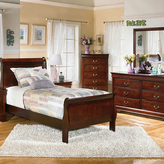 Signature Design By Ashley Rudolph 4 Pc Bedroom Set Jcpenney