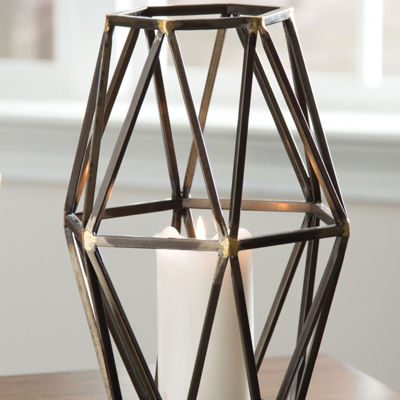 Signature Design By Ashley® Devo Short Candle Holder