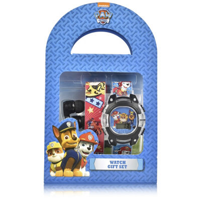 Paw Patrol Unisex Multicolor Strap Watch-Paw40008jc