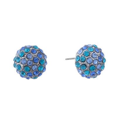 Gloria Vanderbilt 10.8mm Stud Earrings
