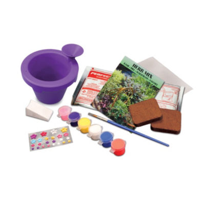 Perfect Craft Herb Garden Kit