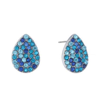 Gloria Vanderbilt 12.3mm Stud Earrings