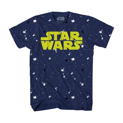 Star Wars Graphic T-Shirt Boys
