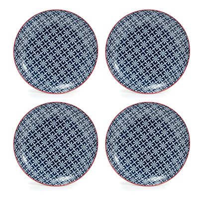 Gaia Tablescapes 4-pc. Salad Plate