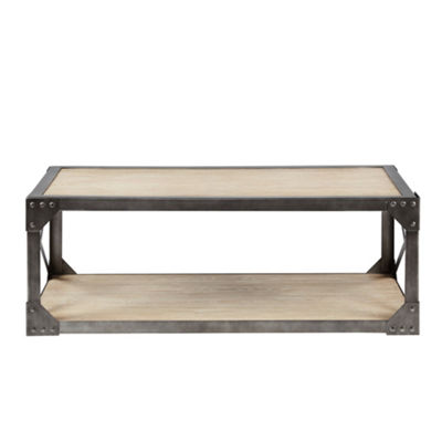 Madison Park Kagen X Coffee Table