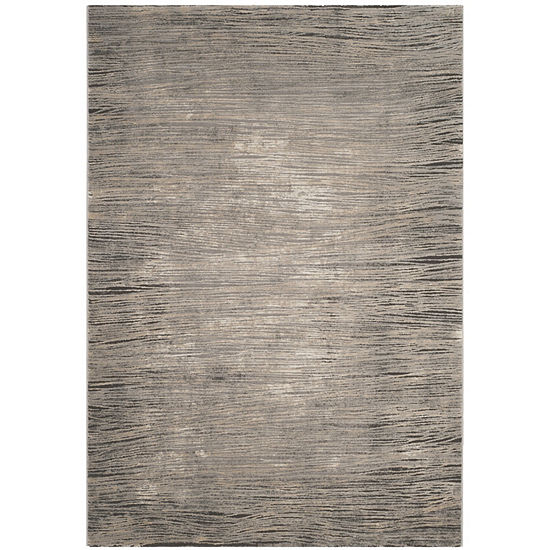 Safavieh Meadow Collection Oliver Geometric Runner Rug
