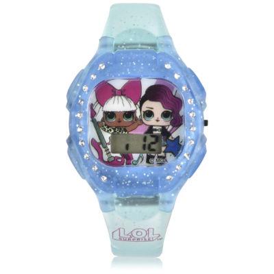 Unisex Blue Strap Watch-Lol4008jc