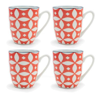 Gaia Tablescapes 4-pc. Coffee Mug