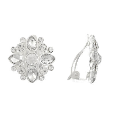 Gloria Vanderbilt 21.4mm Stud Earrings