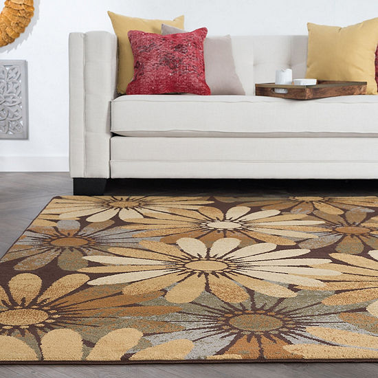 Tayse Elegance Regina Rectangular Indoor Rugs