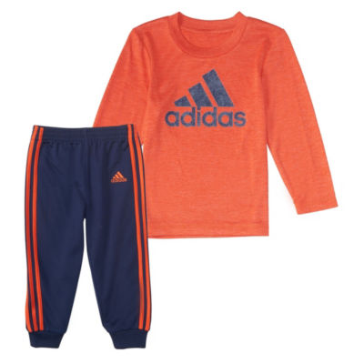 Adidas 2-Pc. Pant Set - Baby Boys
