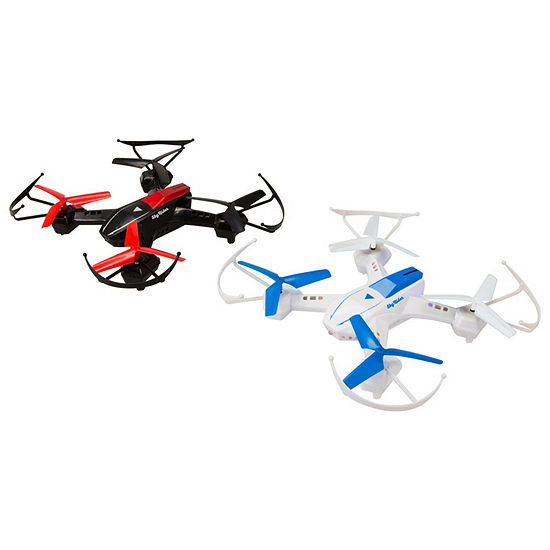 Sky Rider DR1717B Battle Drones 2-Pack