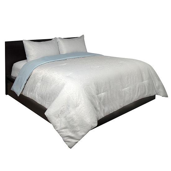 Lionel Richie Jacquard 3-pc. Comforter Set