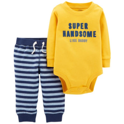 Carter's 2-pc. Bodysuit Set- Baby Boys