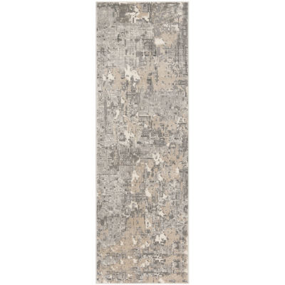 Safavieh Meadow Collection Mattie Abstract Runner Rug