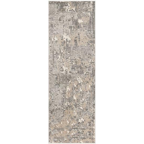 Safavieh Meadow Collection Mattie Abstract Runner Rug