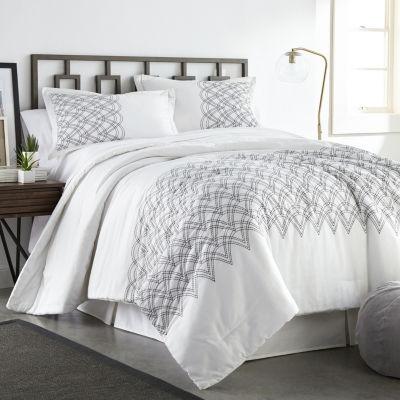 Moss + Moor Modern Glam 3PC Comforter Set