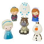 Disney Collection Collection Frozen Bath Play Set