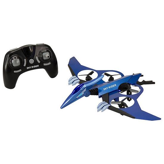 Sky Rider DR397BU Pterodactyl Quadcopter Drone