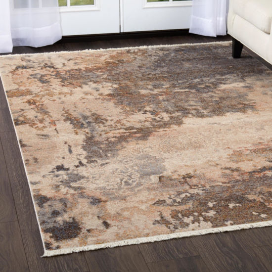 Home Dynamix Rutherford Tempe Abstract Rectangular Rug