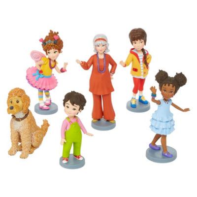 Disney 6-pc. Fancy Nancy Toy Playset - Unisex