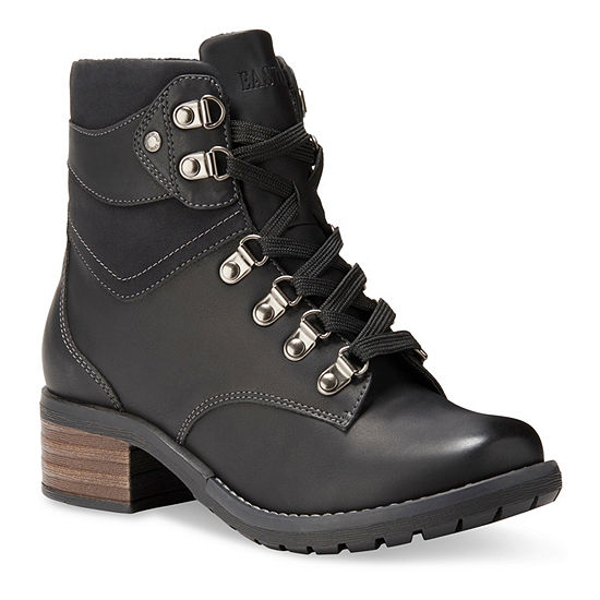 Eastland Womens Frankie Lace Up Bootie