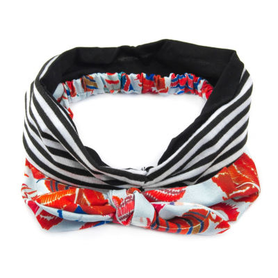 Carole 2-pc. Hair Wrap