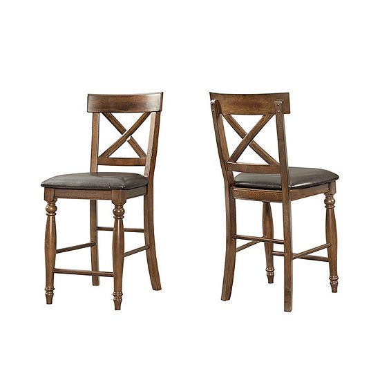 Kingston Counter Height Dining Stool - Set of 2