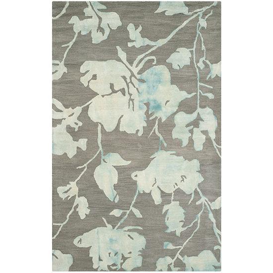 Safavieh Dip Dye Collection Jessie Floral Area Rug