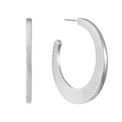 Liz Claiborne 38mm Hoop Earrings