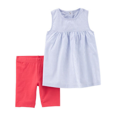 Carter's 2-pack Short Set Toddler Girls