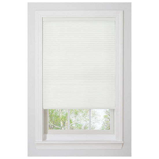 """Bali Blackout Cut-to-Width Cordless 3/8"""" Cellular Shade"""