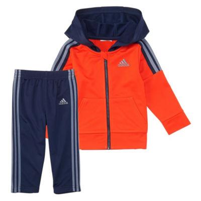 Adidas 2-Pc. Jacket Set - Baby Boys