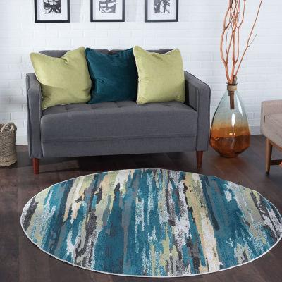 Tayse Milan Caruso Contemporary Rug